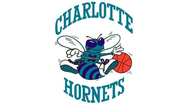 Charlotte Hornets Logo 1989-2002
