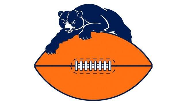 Chicago Bears Logo 1946-1973