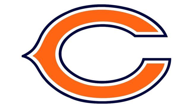 Chicago Bears Logo 1974-heute