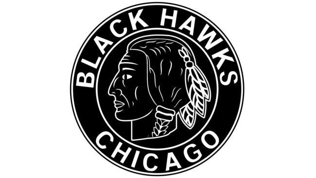 Chicago Blackhawks Logo 1926-1935