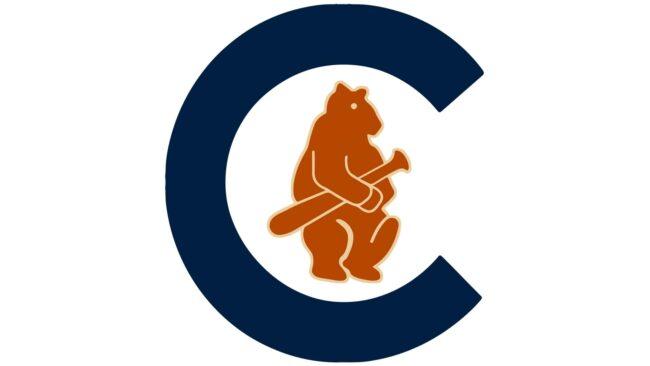 Chicago Cubs Logo 1908-1910
