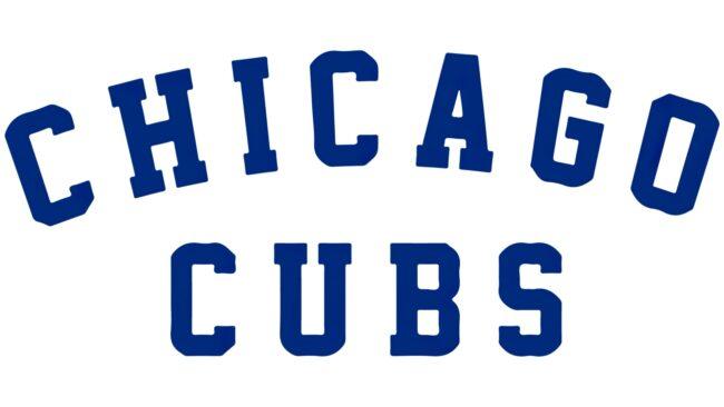 Chicago Cubs Logo 1917