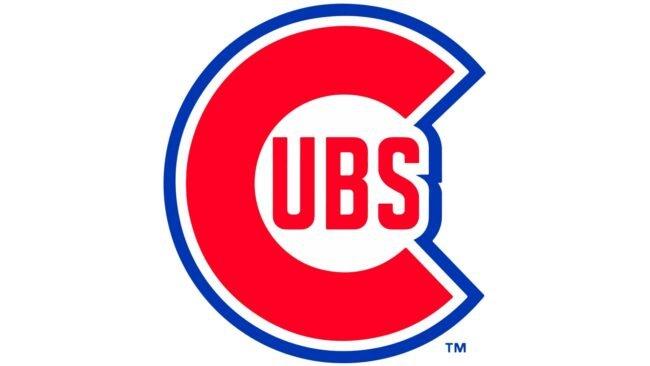 Chicago Cubs Logo 1946-1947