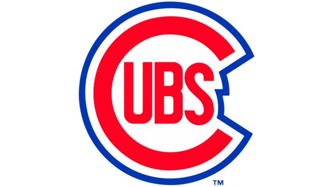Chicago Cubs Logo 1948-1956
