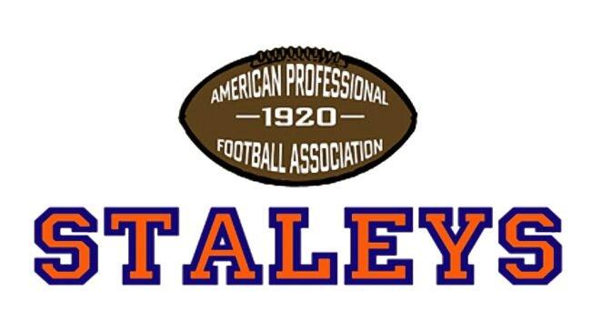 Chicago Staleys Logo 1921