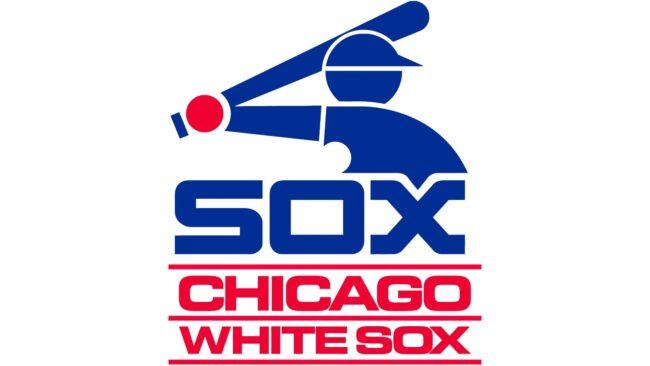Chicago White Sox Logo 1982-1986