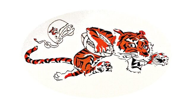 Cincinnati Bengals Logo 1968-1969