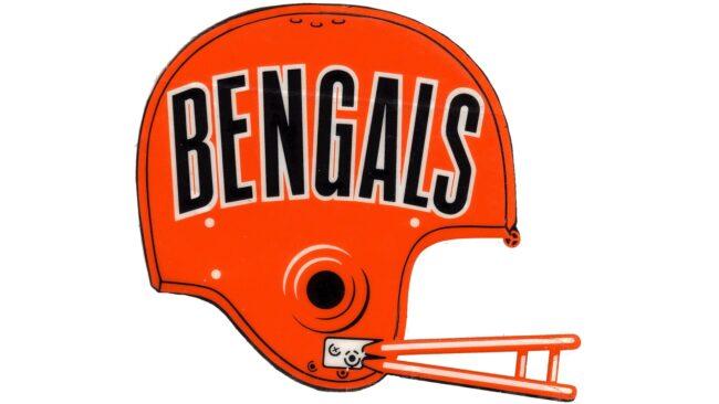 Cincinnati Bengals Logo 1970-1980