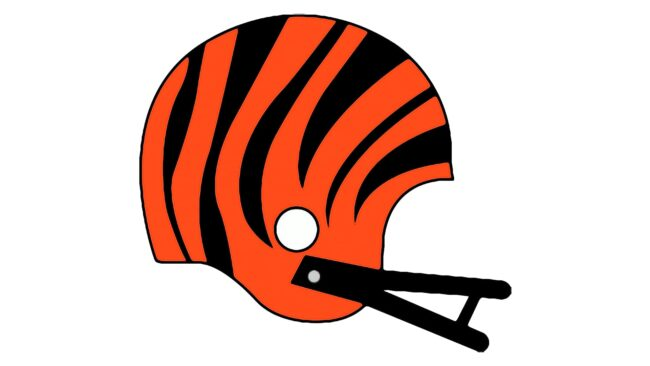 Cincinnati Bengals Logo 1981-1989