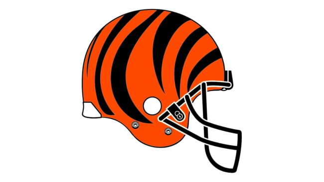 Cincinnati Bengals Logo 1990-1996