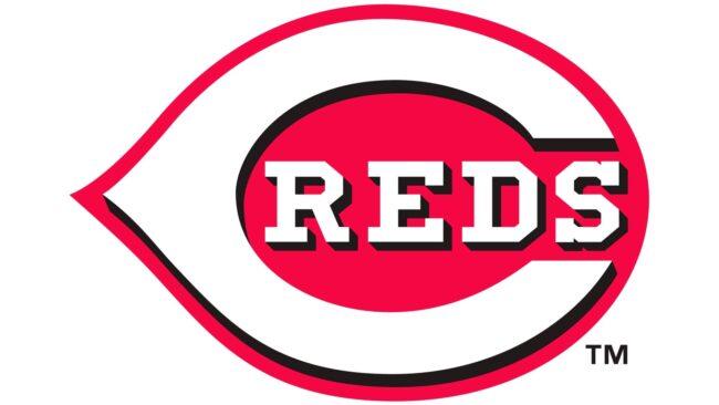 Cincinnati Reds Logo 1953-1958