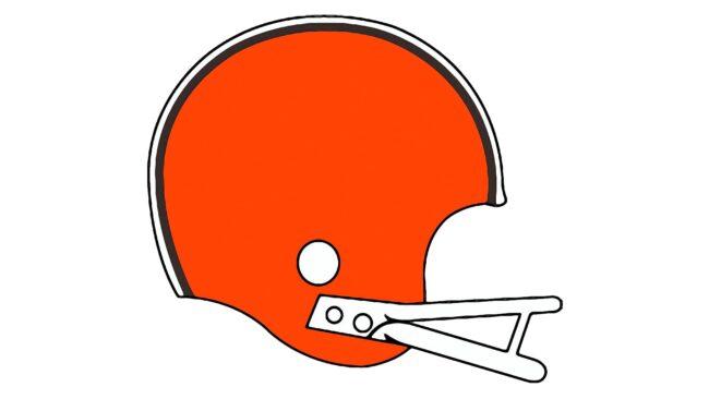 Cleveland Browns Logo 1970-1985