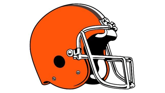 Cleveland Browns Logo 1986-1991
