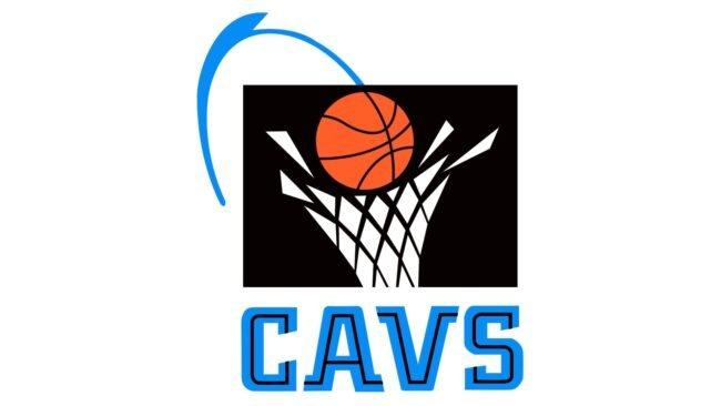 Cleveland Cavaliers Logo 1995-2003