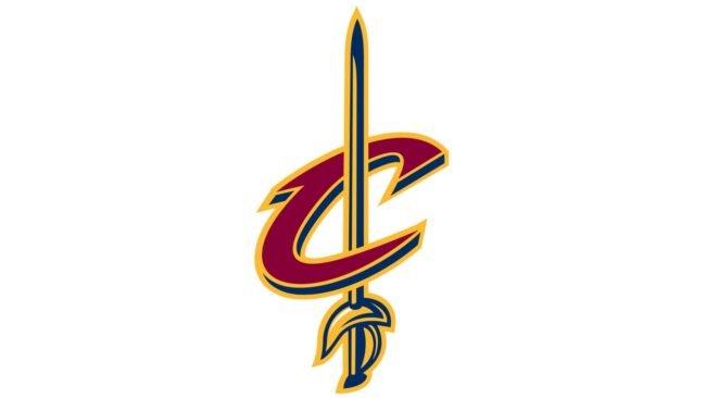 Cleveland Cavaliers Zeichen