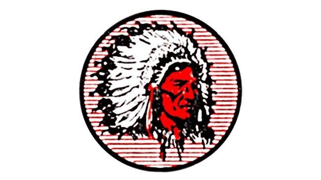 Cleveland Indians Logo 1939-1945