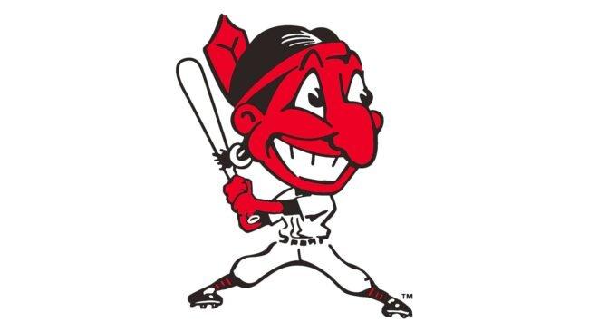 Cleveland Indians Logo 1946-1947