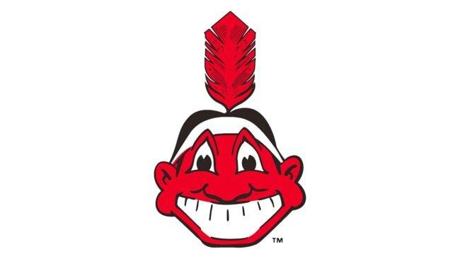 Cleveland Indians Logo 1948