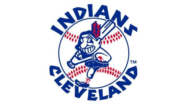 Cleveland Indians Logo 1973-1978
