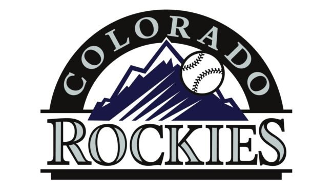 Colorado Rockies Logo 1993-2016