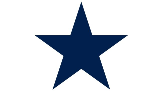 Dallas Cowboys Logo 1960-1963
