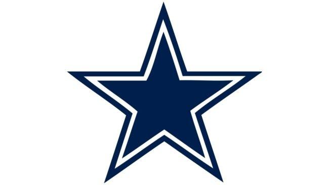 Dallas Cowboys Logo 1964-Heute