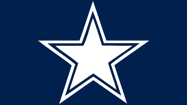 Dallas Cowboys Zeichen