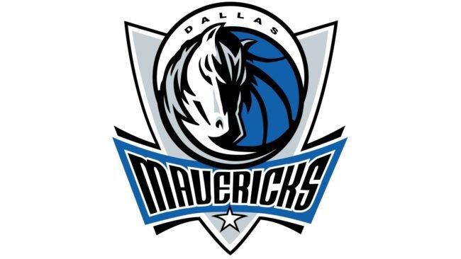 Dallas Mavericks Logo 2001-2017