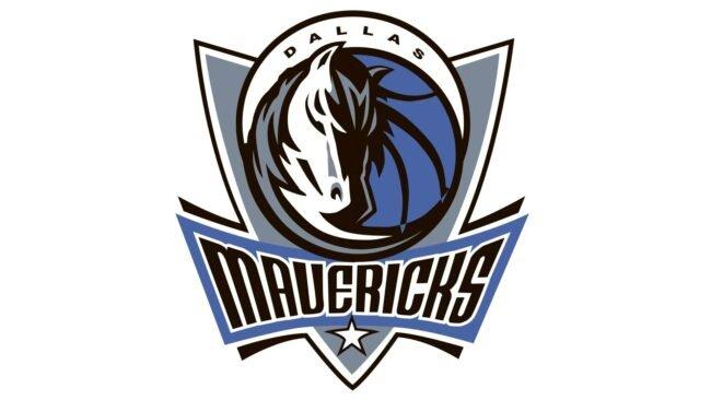 Dallas Mavericks Logo 2017-Heute