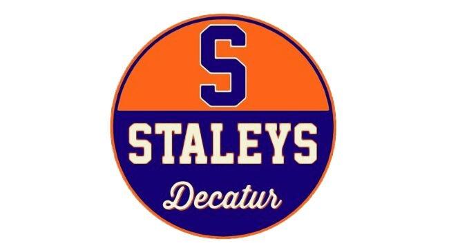 Decatur Staleys Logo 1920