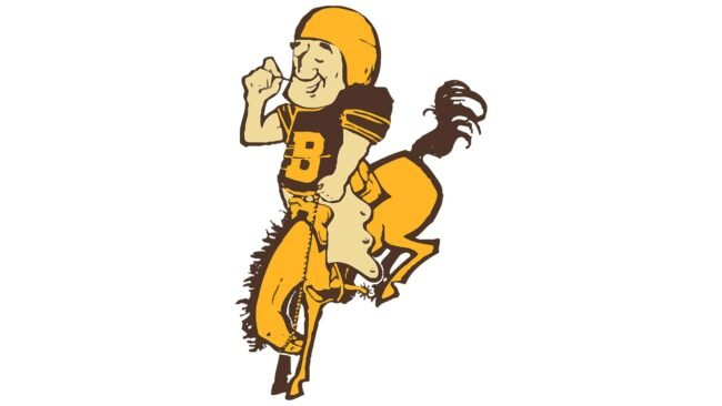 Denver Broncos Logo 1960-1961