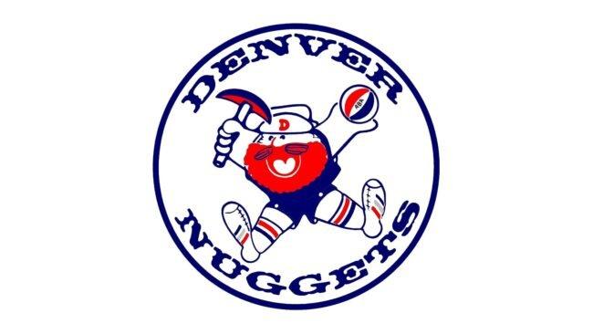 Denver Nuggets Logo Geschichte