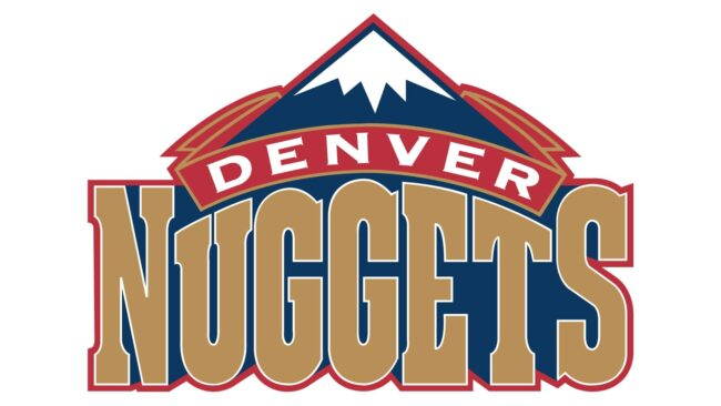 Denver Nuggets Logo 1994-2003