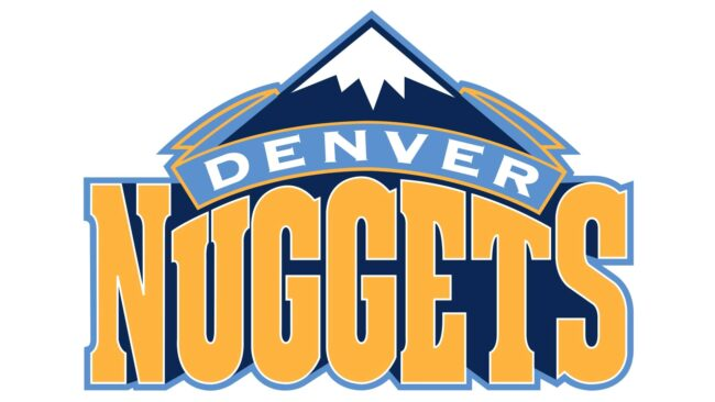 Denver Nuggets Logo 2009-2018