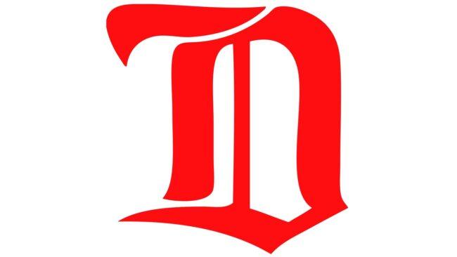 Detroit Cougars Logo 1926