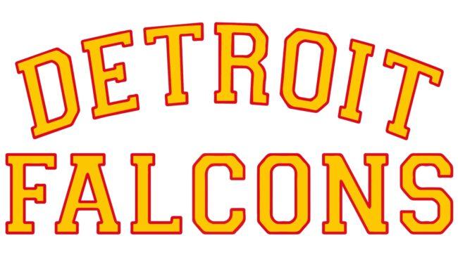 Detroit Falcons Logo 1931-1932