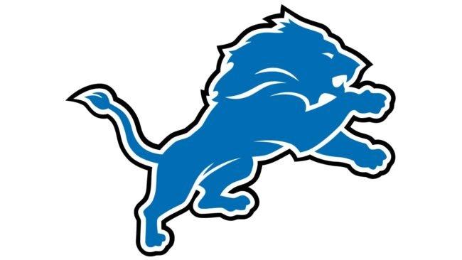 Detroit Lions Logo 2009-2016