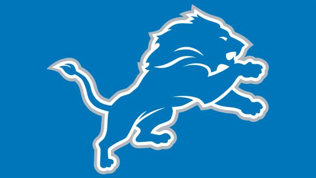 Detroit Lions Zeichen