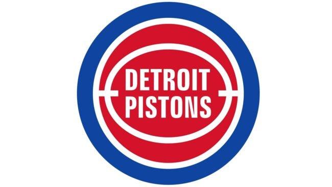 Detroit Pistons Logo 1979-1996