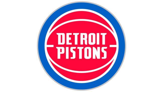 Detroit Pistons Logo 2017-Heute