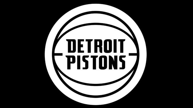 Detroit Pistons Zeichen