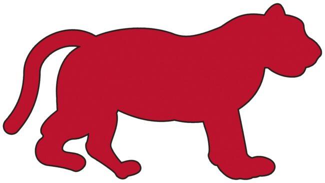 Detroit Tigers Logo 1901-1902