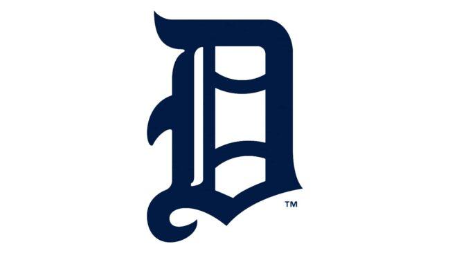 Detroit Tigers Logo 1905-1907