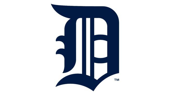 Detroit Tigers Logo 1908-1913