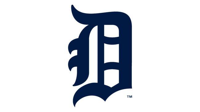 Detroit Tigers Logo 1925