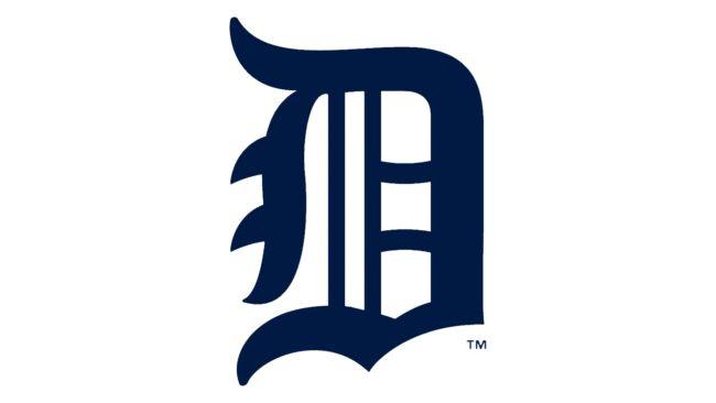 Detroit Tigers Logo 1926