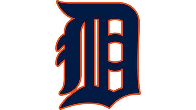 Detroit Tigers Logo 1929