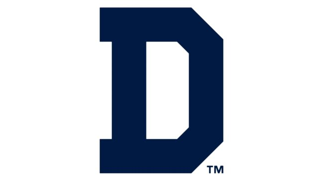 Detroit Tigers Logo 1931-1933