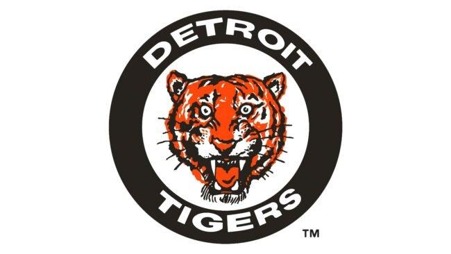 Detroit Tigers Logo 1961-1963