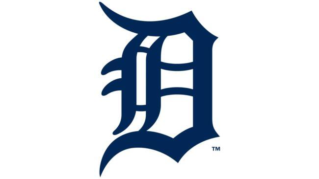 Detroit Tigers Logo 2016-Heute